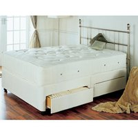 Sleepvendor Duocomfort 4FT 6 Double Divan Bed
