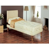 Sleepvendor 2FT 6 Small Single Pearl Adjustable Bed