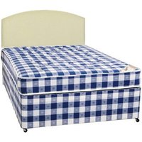 Clearance Sleeptime Beds (Base Only) Chester 4FT 6 Double Divan Bed - 4 Drawer
