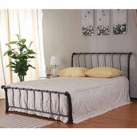 Clearance Dreamworks Beds Tivoli 5FT Kingsize Metal Bedstead