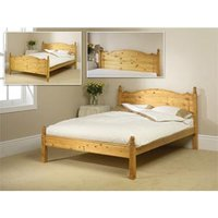 Friendship Mill Boston 4FT Small Double Bedstead