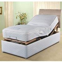Clearance Sleepeezee Cool Comfort 5FT Kingsize (Linked) Adjustable Bed - Drawers