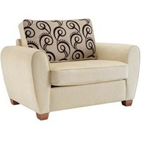 Icon Designs Paris 1 Seater Sofa Chair Bed