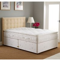 Dreamworks Beds Berkeley 2FT 6 Small Single Divan Bed