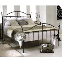 Carlton York 5FT Kingsize Metal Bedstead
