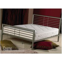 Apollo Beds Cosmo 4FT 6 Double Metal Bedstead