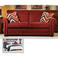 Alstons Kingston 3 Seater Sofa Bed