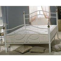 Apollo Beds Princess 4FT 6 Double Metal Bedstead