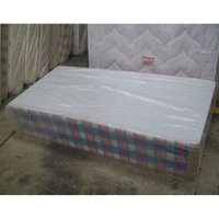 Clearance Sleeptime Beds (Base Only) Oxford 3FT Single Divan Base - Non Drawer
