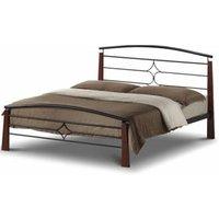 Julian Bowen Inca 4FT 6 Double Bedstead