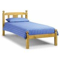Julian Bowen Elliot 3FT Single Pine Bedstead