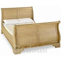 Bentley Designs Chantilly Oak 4FT 6 Double Bedstead