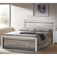 Interiors2Suit Monet 4FT 6 Double Bedstead