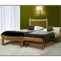 Flintshire Aston 3FT Single Wooden Guest Bed