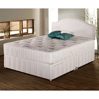 Hush Amber 800 4FT 6 Double Divan Bed
