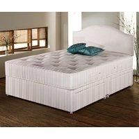 Hush Amber 800 5FT Kingsize Divan Bed