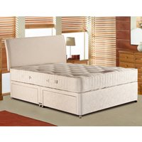 Hush Bembridge 6FT Superking Divan Bed