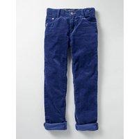 Slim Cord Jeans Blue Boys Boden, Blue