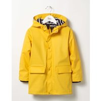 Fisherman's Jacket Yellow Boys Boden, Yellow