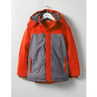 All-weather Waterproof Jacket Grey Boys Boden, Grey