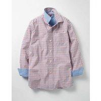 Laundered Shirt Multi Boys Boden, Multi
