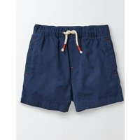 Drawstring Shorts Navy Boys Boden, Navy