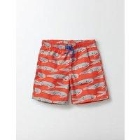 Bathers Orange Boys Boden, Orange