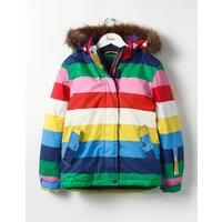 All-weather Waterproof Jacket Multi Girls Boden, Multi