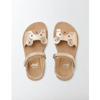 Holiday Sandals Metallic Girls Boden, Metallic