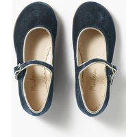 Party Mary Janes Navy Girls Boden, Navy