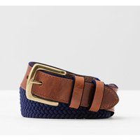 Webbing Belt Navy Men Boden, Navy
