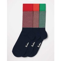 Off-Duty Socks Navy Men Boden, Navy