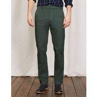 Slim Leg Chino Green Men Boden, Green