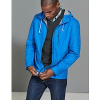 Dulwich Waxed Jacket Blue Men Boden, Blue