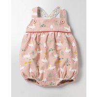 Classic Cord Playsuit Pink Baby Boden, Pink