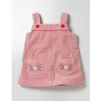 Fun Cord Pinafore Pink Baby Boden, Pink