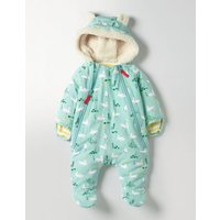 Ducks Cosy All-in-one Blue Baby Boden, Blue