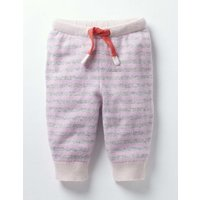 Cashmere Joggers Pink Baby Boden, Pink