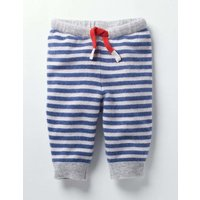 Cashmere Joggers Blue Baby Boden, Blue