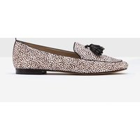 Ines Loafers White Mini Spot Women Boden, White