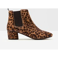 Henley Ankle Boots Brown Women Boden, Brown