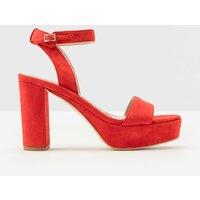 Delanie Heels Red Women Boden, Red