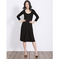 Alannah Jersey Dress Black Women Boden, Black