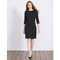 Marisole Jacquard Dress Black Women Boden, Black