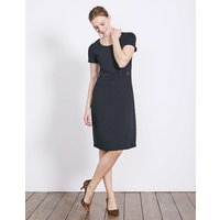Cordelia Ottoman Dress Navy Women Boden, Navy