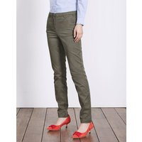 Boden Burford Beaded Chino Green Women Boden, Green