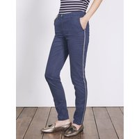 Boden Burford Beaded Chino Navy Women Boden, Navy