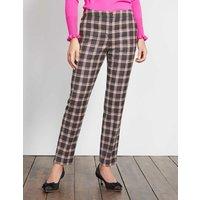 British Tweed 7/8 Trousers Multi Women Boden, Multi