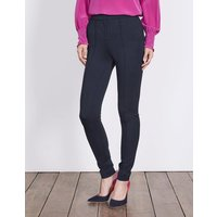 Hampshire Skinny Trousers Navy Women Boden, Navy