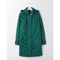 Boden Anya Waterproof Mac Green Women Boden, Green
